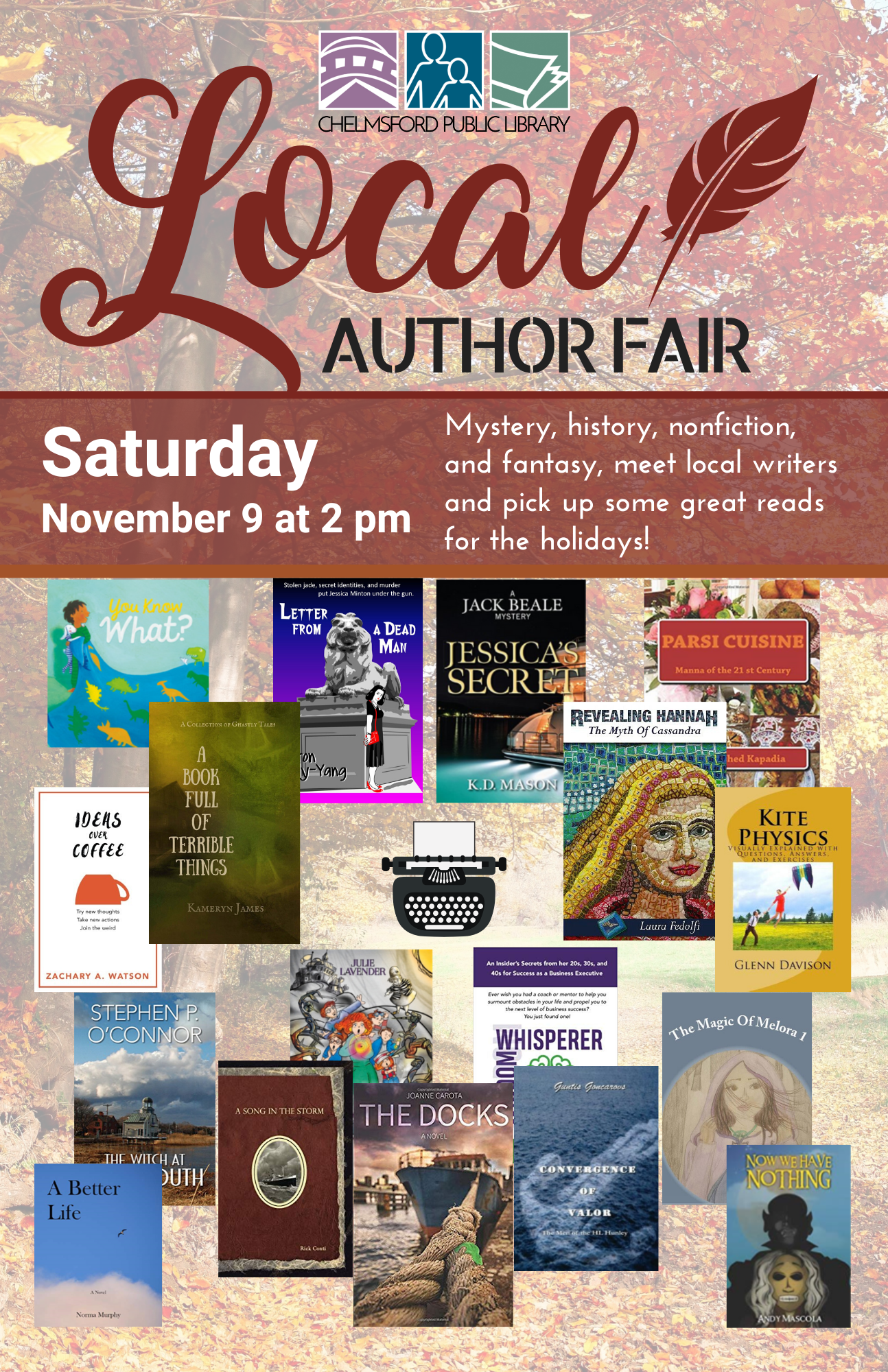 Local Author Fair 2019