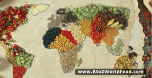 A to Z World Food Database