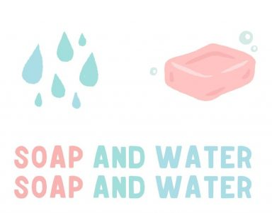 Lucy Knisley Soap and Water Graphic